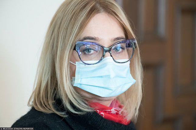 Magdalena Adamowicz w środę kontynuowała swoje wyjaśnienia przed sądem, rozpoczęte 22 lutego