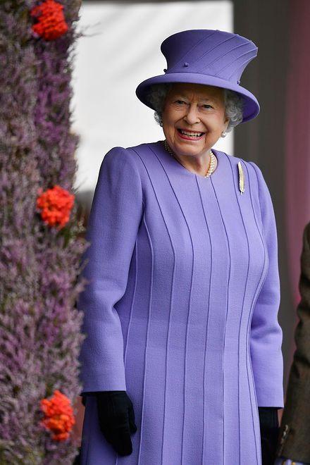 Specjalne wyróżnienie: królowa Elżbieta II