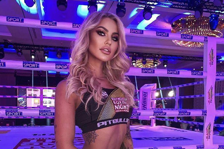 Przerażenie pięknej gwiazdy polskich ringów. Teraz czeka na badanie