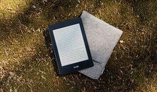 Dobry czytnik pozwala na wysoką jakość obrazu tekstu nawet w słońcu