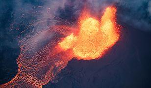 Kilauea nie przestaje wybuchać