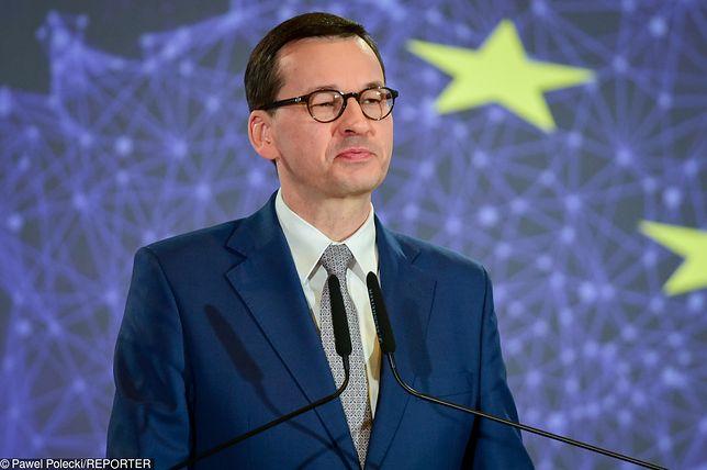 Mateusz Morawiecki deklaruje chęć ubiegania się o drugą kadencję