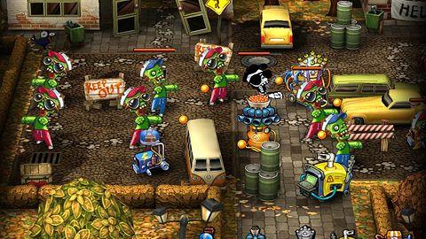 Sprzęt AGD kontra Zombie, czyli humorystyczny Tower Defence od Techlandu