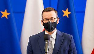 Sylwester 2020. Życzenia od premiera Mateusza Morawieckiego