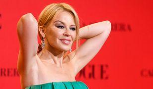 Kylie Minogue jest uzależniona od botoksu. Widać to na niemal każdym zdjęciu