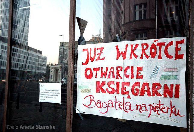 Powstaje baza warszawskich księgarń i bibliotek!