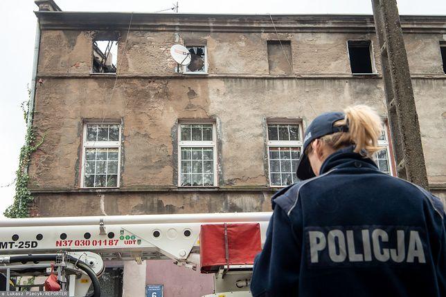 Do tragicznego pożaru w Inowrocławiu doszło w poniedziałek