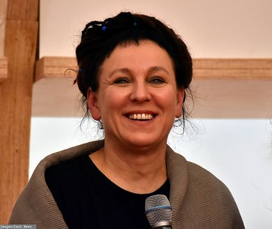 Olga Tokarczuk otrzymała Nagrodę Nobla 10 października 2019 roku