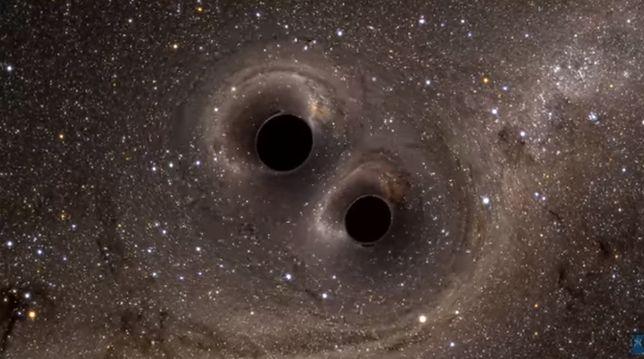 Czarna dziura. Ogólna teoria względności po raz pierwszy potwierdzona za pomocą eksperymentu