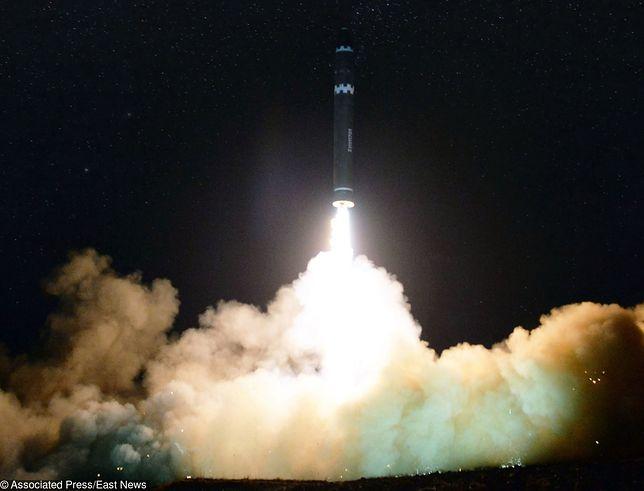 USA. To już ósma próba rakietowa Korei Północnej od lipca
