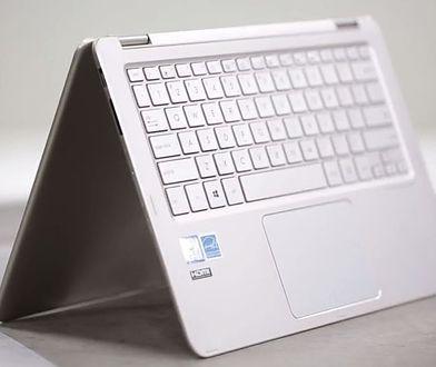 Asus Zenbook Flip - konwertowalny ultrabook. Warto?