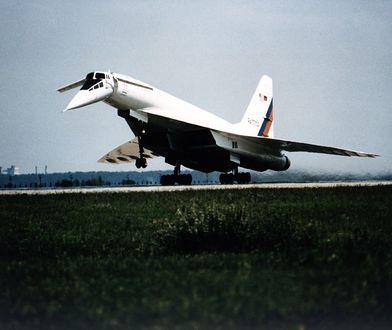 """Tu-144, czyli """"rosyjski Concorde"""" może powrócić w nowej wersji"""
