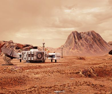 NASA pracuje nad śmigłowcem, który poleci na Marsa.