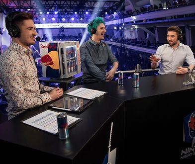 Ninja visited Poland for Ninja's Nigh Shift event