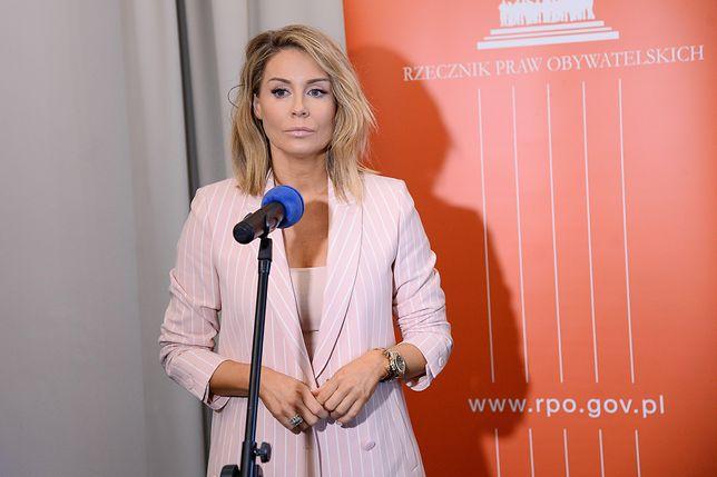 Małgorzata Rozenek-Majdan wystąpi w Sejmie. Zdradziła, jaki ma stosunek do Prawa i Sprawiedliwości