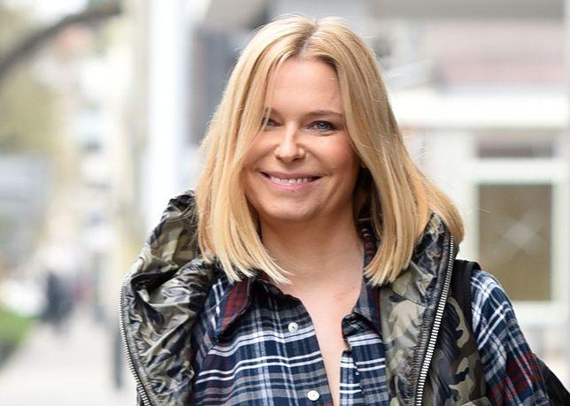Paulina Młynarska nie wstydzi się zmarszczek. Udostępniła zdjęcie bez makijażu