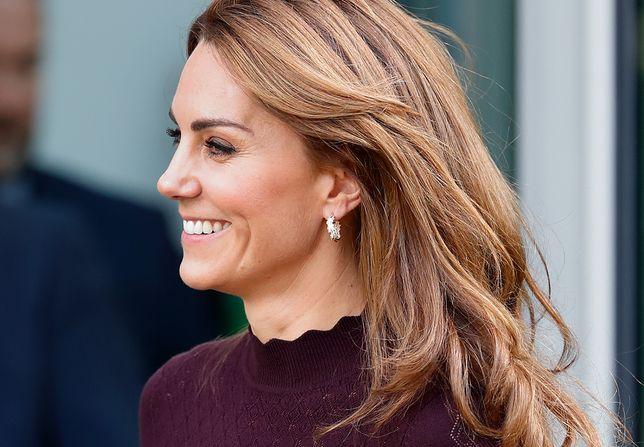 Kate Middleton rozjaśniła włosy. Jesienna metamorfoza