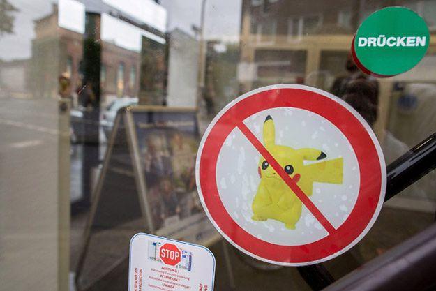 Iran zakazał gry Pokemon Go