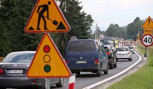 Utrudnienia na Zakopiance potrwają od 19 do 22 września