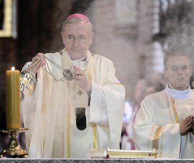 Abp Gądecki podczas uroczystej Eucharystii w Poznaniu