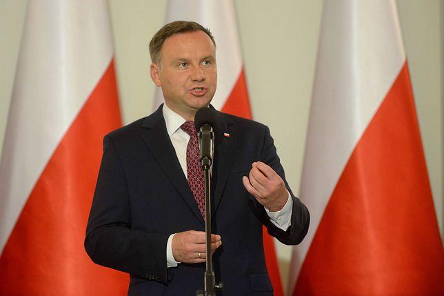 W piątek prezydent Andrzej Duda wyda oświadczenie ws. referendum konstytucyjnego