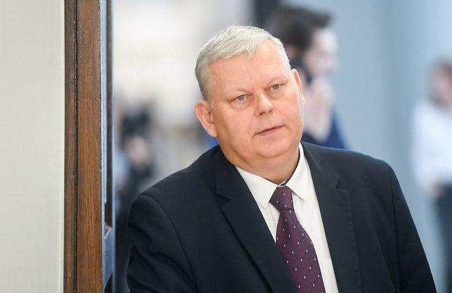 Marek Suski o stacji TVN24: To Tusk Wazelina Network