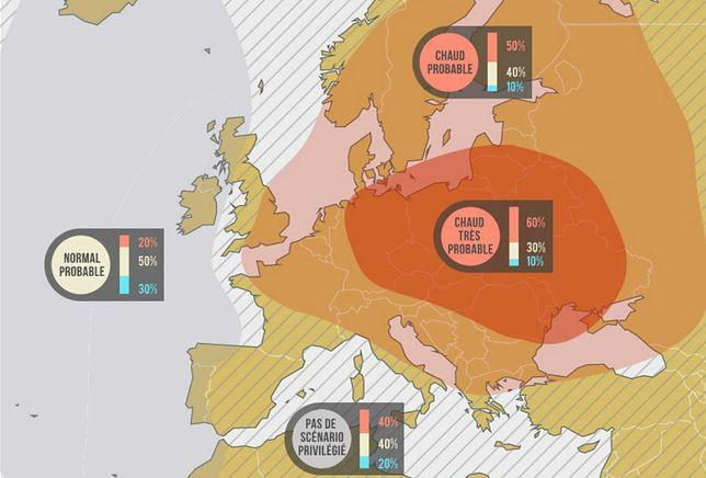 Pogoda na wakacje 2018. Francuska służba przewiduje anomalie w Polsce