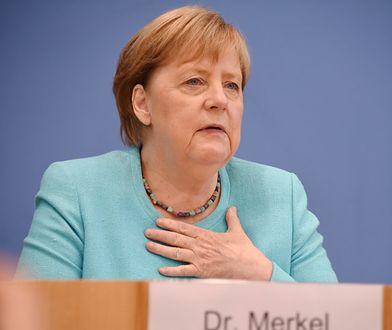 Angela Merkel o Nord Stream 2: Rosja nie chce używać energii jako broni