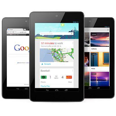 Google kończy z Nexusem 7