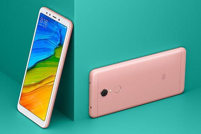 Xiaomi Redmi 5 Plus: promocja w chińskim sklepie