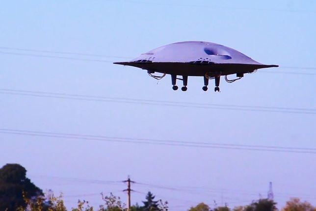 Rewolucja w lotnictwie? ADIFO to ponaddźwiękowy spodek latający