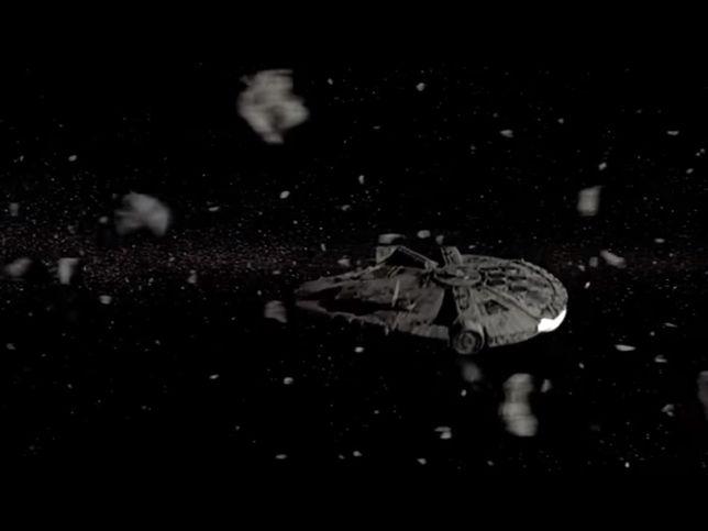 Pola asteroid nie wyglądają tak, jak myśleliśmy. Wszystko przez filmy science fiction