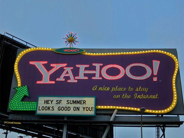 Rekordowa kradzież danych. Z Yahoo skradziono pół miliarda kont