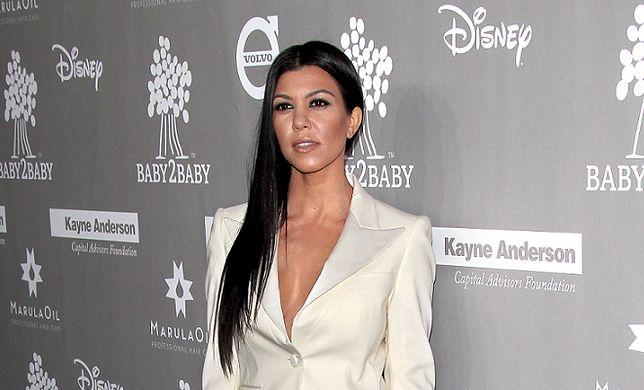 Kourtney Kardashian z własną aplikacją mobilną
