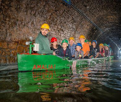 Spływ podziemną trasą wodną