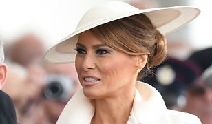 Melania Trump w świecie mody. Anna Wintour nie chciała nawet wypowiedzieć jej imienia