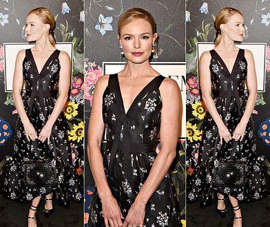 LOOK OF THE DAY: Kate Bosworth w bajecznej sukience z sieciówki