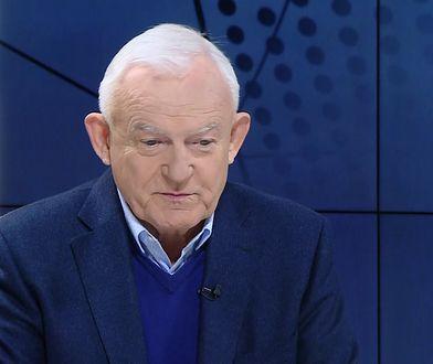 Leszek Miller odpowiada Biedroniowi ws. Bujaka