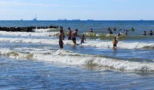 Rodzice nie są świadomi zagrożenia nad morzem