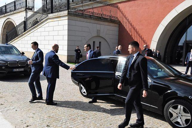 Nowe auta maja posłużyć do przewozu najważniejszych osób w państwie