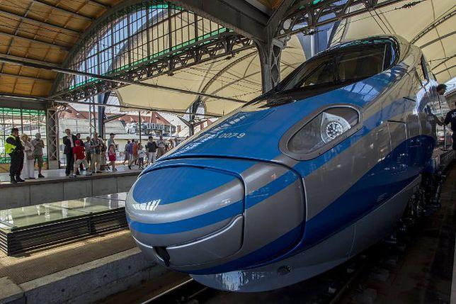 Konstrukcja pociągu Pendolino ma już 25 lat