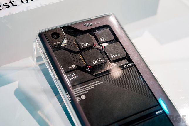 Eco-Mobius - koncept modułowego smartfonu ZTE