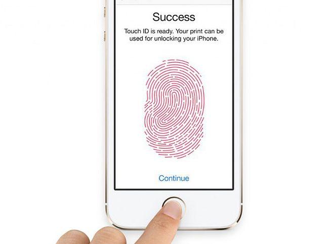 Czytnik linii papilarnych w iPhone 5s do złamania przez każdego