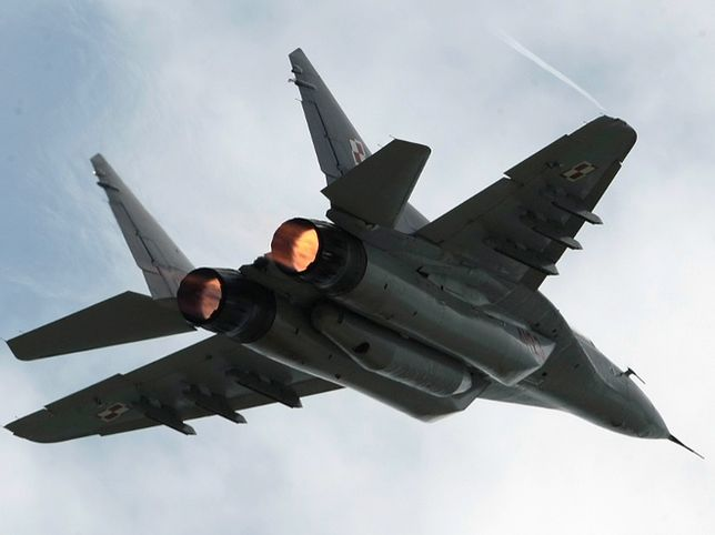 MiG-29: genialny myśliwiec polskiej armii
