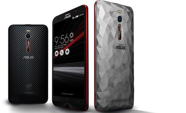 Asus Zenfone 2 Deluxe Special Edition z 256 GB pamięci