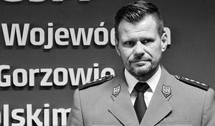 Adam Pawlak był cenionym szefem jednostki antyterrorystycznej w Gorzowie Wielkopolskim