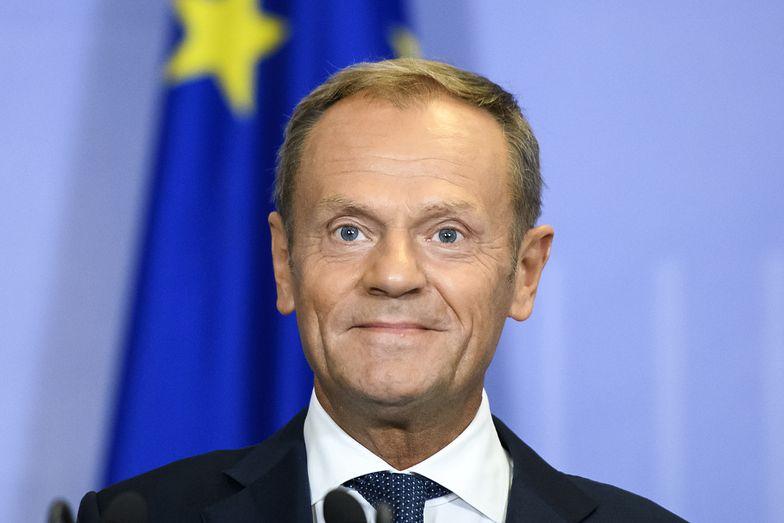 """Donald Tusk mówił po niemiecku. """"Błogosławieństwo dla całej Europy"""""""