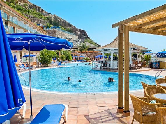 Mogan Princess&Beach Club Resort (Hiszpania/Gran Canaria/Mogan)