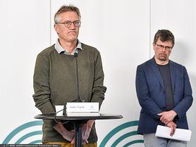 Anders Tegnell - główny epidemiolog w Szwecji. To on stoi za eksperymentalnym modelem walki z koronawirusem