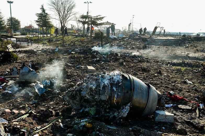 Iran znalazł winnego katastrofy Boeinga. Raport oburzył władze Ukrainy